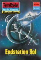 Ernst Vlcek: Perry Rhodan 1490: Endstation Sol ★★★★★