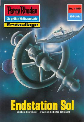 Perry Rhodan 1490: Endstation Sol