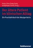 Georg Pinter: Der ältere Patient im klinischen Alltag