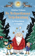 Christian Tielmann: Die Weihnachtsmann-Verschwörung ★★★