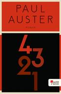Paul Auster: 4 3 2 1 ★★★★