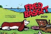 Fred Basset Yearbook 2020 - Witty Comic Strips from Britain's Best-Loved Basset Hound