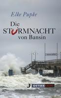 Elke Pupke: Die Sturmnacht von Bansin ★★★★★