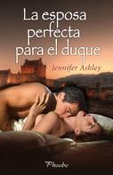 Jennifer Ashley: La esposa perfecta para el duque ★★★★★