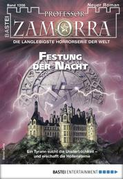 Professor Zamorra 1208 - Horror-Serie - Festung der Nacht