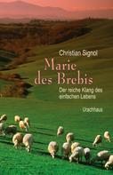 Christian Signol: Marie des Brebis ★★★★★