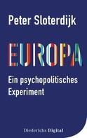 Peter Sloterdijk: Europa – ein psychopolitisches Experiment ★★★★★