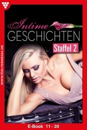 Intime Geschichten Staffel 2 – Erotikroman - E-Book 11-20