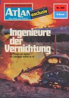 H. G. Ewers: Atlan 202: Ingenieure der Vernichtung ★★★★