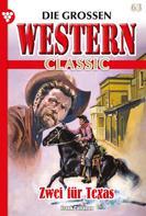 Frank Callahan: Die großen Western Classic 63 – Western