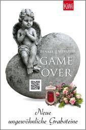 Game Over - Neue ungewöhnliche Grabsteine