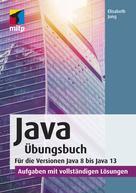 Elisabeth Jung: Java Übungsbuch
