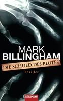 Mark Billingham: Die Schuld des Blutes ★★★★