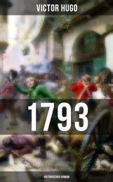 1793: Historischer Roman