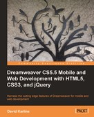 David Karlins: Dreamweaver CS5.5 Mobile and Web Development with HTML5, CSS3, and jQuery