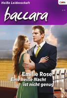"""Emilie Rose: Eine heiße Nacht ist nicht genug - 3. Teil der Miniserie """"Monte Carlo Affairs"""" ★★★★"""