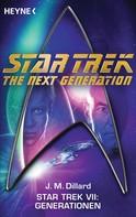 J. M. Dillard: Star Trek VII: Generationen ★★★★