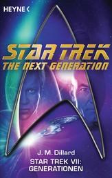 Star Trek VII: Generationen - Roman