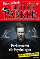 Günter Dönges: Der exzellente Butler Parker 15 – Kriminalroman ★★★★