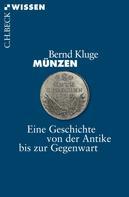 Bernd Kluge: Münzen
