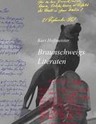 Kurt Hoffmeister: Braunschweigs Literaten