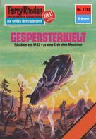 Ernst Vlcek: Perry Rhodan 1152: Gespensterwelt ★★★★★