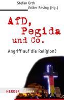 Stefan Orth: AfD, Pegida und Co. ★★
