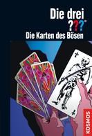 André Minninger: Die drei ???, Die Karten des Bösen (drei Fragezeichen)