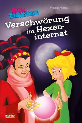 Bibi Blocksberg - Verschwörung im Hexeninternat