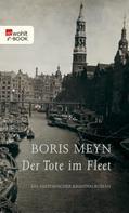 Boris Meyn: Der Tote im Fleet ★★★★