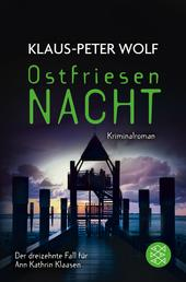 Ostfriesennacht - Kriminalroman