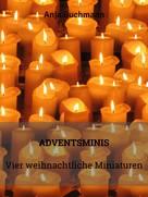 Anja Buchmann: Adventsminis