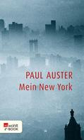 Paul Auster: Mein New York ★★★★