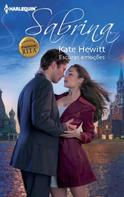 Kate Hewitt: Escuras emoções