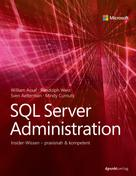 William Assaf: SQL Server Administration