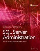 William Assaf: SQL Server Administration