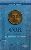 Jérémie Kaiser: COR Buch II: Das Wasserbuch ★★★★★