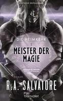 R.A. Salvatore: Die Heimkehr 1 - Meister der Magie ★★★★