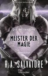 Die Heimkehr 1 - Meister der Magie - Roman