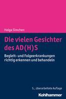 Helga Simchen: Die vielen Gesichter des AD(H)S