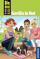 Ann-Katrin Heger: Die drei !!!, 58, Gorilla in Not (drei Ausrufezeichen)