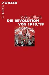 Die Revolution von 1918/19