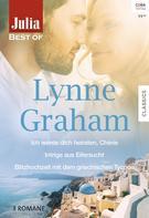 Lynne Graham: Julia Best of Band 219 ★★★★★