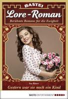Ina Ritter: Lore-Roman 33 - Liebesroman
