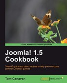 Tom Canavan: Joomla! 1.5 Cookbook