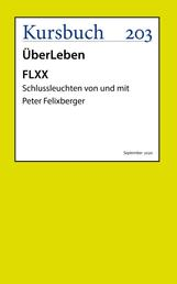 FLXX | 5 Schlussleuchten von und mit Peter Felixberger