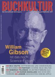 Magazin Buchkultur 173 - Das internationale Buchmagazin