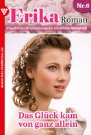 Aja Berg: Erika Roman 6 – Liebesroman