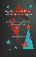 Anne Fatori: Agathe, der alte Besen und die Weihnachtsgans