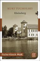 Kurt Tucholsky: Rheinsberg. Ein Bilderbuch für Verliebte ★★★★★
